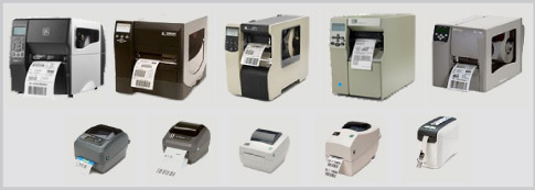 Zebra barcode printer service center  For all Types of Zebra Printers